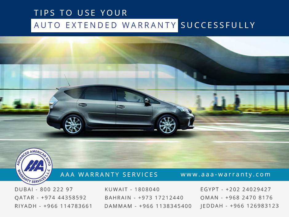 Advanced American Auto Warranty For Exended Warranty